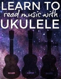 Reading Music with Ukulele Unit 2: first 4 frets