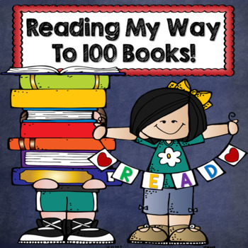 Reading My Way to 100 Books!