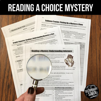 Reading Mysteries: Choice Independent Reading Mini-Project