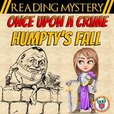 #austeacherBFR Reading Mystery: Reading  Comprehension Activity, Humpty's Fall