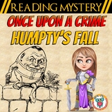Reading Mystery: Reading Comprehension & Passages Activity, Humpty's Fall