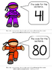 Reading Ninja Scavenger Hunt Freebie