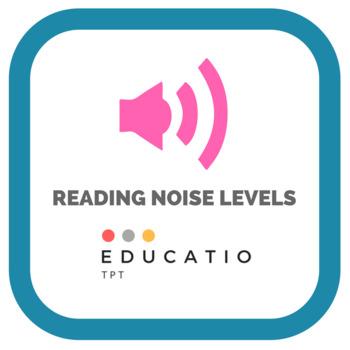 Reading Noise Levels (Freebie)