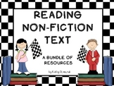 Reading Informational Text -- Anchor Charts & Posters