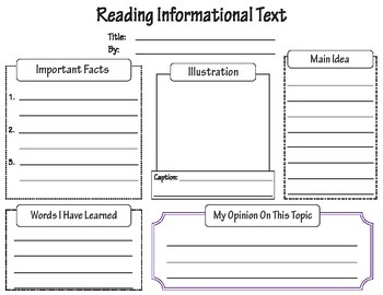 Reading Nonfiction Text
