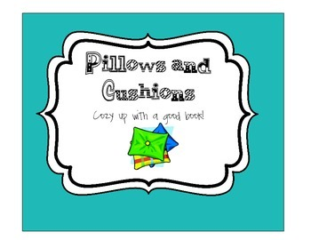 Reading Nook Pillows and Cushions