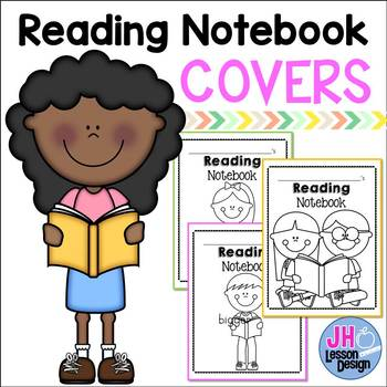 Reading Notebook Covers