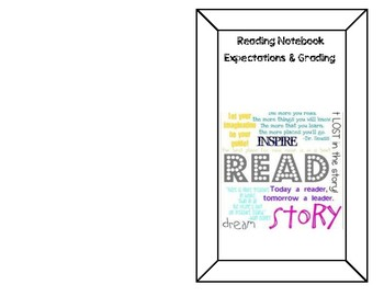 Reading Notebook Expectations
