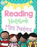 Reading Strategy Mini Anchor Charts
