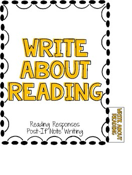 Reading Notebook Resources