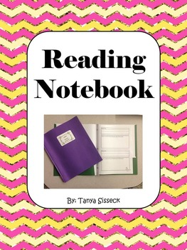 Reading Notebook for Beginning Readers
