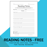 Reading Notes - FREE