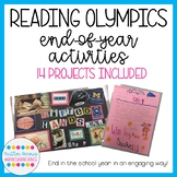 Reading Olympics: 14 projects perfect for end-of-year engagement!