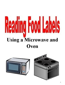 How to Use a Microwave- Reading Food Package Directions and Understanding Labels
