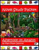Novel Study for Magic Tree House #8: Afternoon on the Amazon