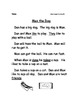 Reading Packets for First Grade-Short Vowel A