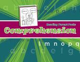 Reading Parent Pack: Comprehension