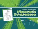 Reading Parent Pack: Phonemic Awareness