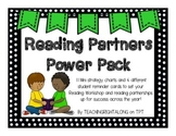 Reading Workshop Partner Tools and Charts