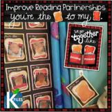 Reading Partners Go Together for Readers Workshop