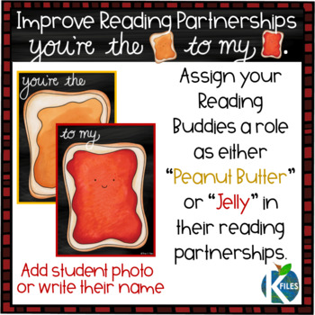 Reading Partners Go Together for Readers Workshop