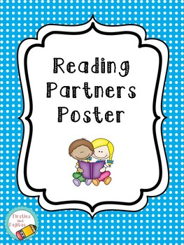 Reading Partners Poster