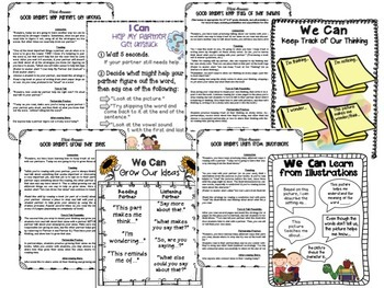Partner Reading BUNDLE: 24 Reading Lessons, Organizers, Charts & More!