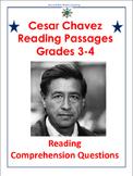 Reading Passage: Cesar Chavez
