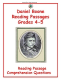 Reading Passage: Daniel Boone