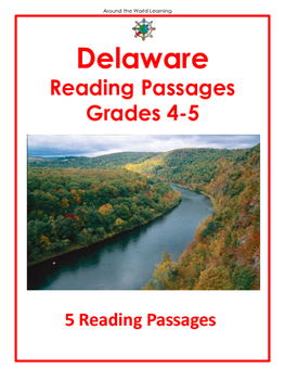 Reading Passages: Delaware