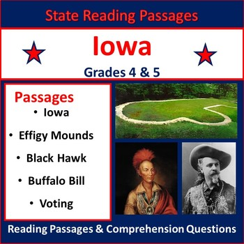 Reading Passage: Iowa