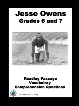 Reading Passage: Jesse Owens