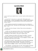 Reading Passage: Lucretia Mott