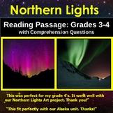 Reading Passage: Northern Lights