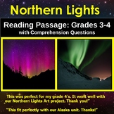 Reading Passage: Northern Lights