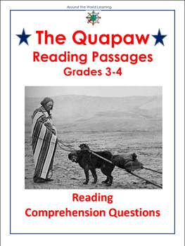 Reading Passage: Quapaw