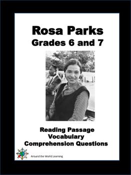 Reading Passage: Rosa Parks