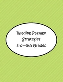 Reading Passage Strategies