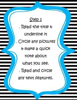 Reading Passage Strategies
