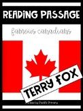 Reading Passage - Terry Fox