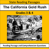 Reading Passage: The California Gold Rush