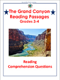 Reading Passage: The Grand Canyon