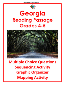 Reading Passage: (The State of) Georgia