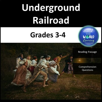 Reading Passage: The Underground Railroad
