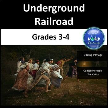 Reading Passage: The Underground Railroad