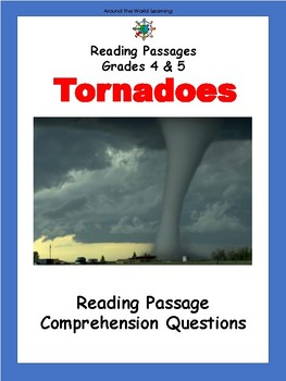 Reading Passage: Tornadoes