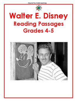 Reading Passage: Walter E. Disney