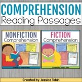 Reading Comprehension Passages and Questions Bundle- with