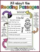 Phonics Reading Comprehension Passages And Questions All-in-One BUNDLE