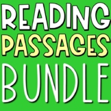 Reading Passages Bundle for Second Graders